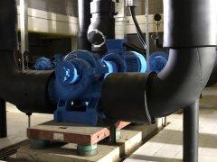 上海川沙百联水泵机组